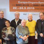 """EUROPA-UNGARN-SYMPOSIUM """"Ostmitteleuropäische Perspektive: Transformationsprozesse zwischen nationaler Selbstbehauptung und europäischer Partizipation"""""""